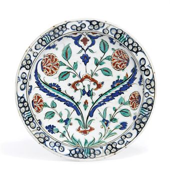 IZNIK POTTERY SAMPLE